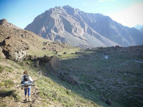 trekking-cajon-maipo-chile